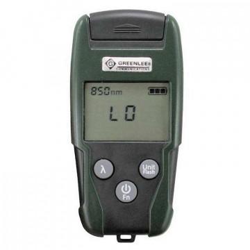 Greenlee GOPM MICRO-01 - измеритель оптической мощности