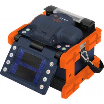 Tempo FSP200 - Сварочный аппарат для оптоволокна (FSP200, батарея, комплект держателей)