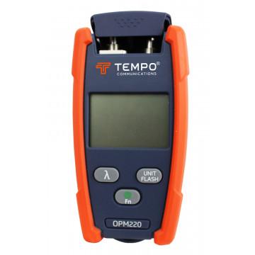 Tempo OPM210 - измеритель оптической мощности с источником красного света